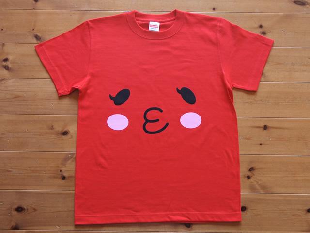 とまチュウ Tシャツ 表