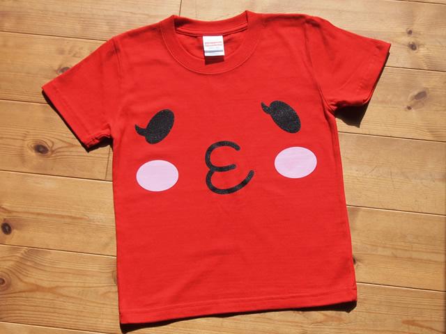 とまチュウ Tシャツ 幼児用 表